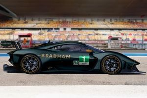Rendering Brabham Automotive GTE