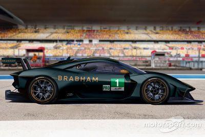 Brabham Automotive GTE Announcement