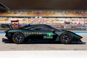 Brabham Automotive GTE rendering