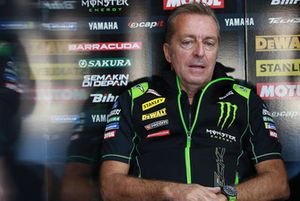 Hervé Poncharal, Monster Yamaha Tech 3 director del equipo