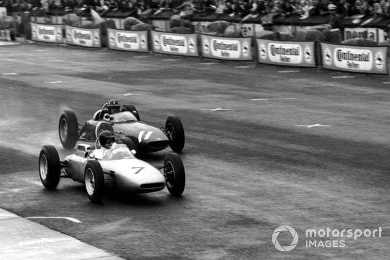 1962: 9 carreras – Campeón: Graham Hill