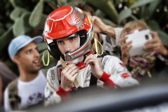 Khalid Al Qassimi, Citroën World Rally Team