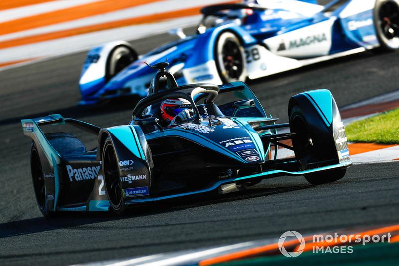 Mitch Evans, Jaguar Racing, Jaguar I-Type 3 Antonio Felix da Costa, BMW I Andretti Motorsports, BMW iFE.18