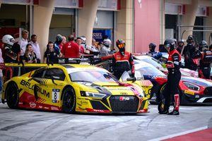 №8 Бельгия, Belgian Audi Club Team WRT Audi R8 LMS: Майк Ден Танд, Шарль Виртс