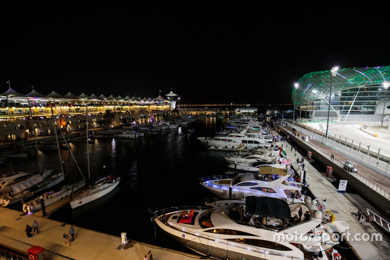 GP de Abu Dhabi, Yas Marina