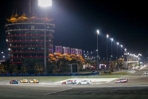 جول البحرين في تحدي كأس بورشه جي تي 3 الشرق الأوسط