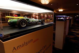 Modelo de Amalgam del Lotus Indycar
