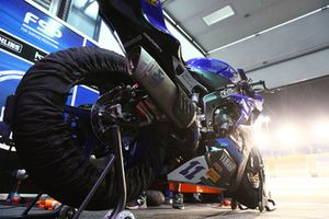 Sandro Cortese, Kallio Racing bike