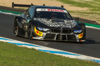 BMW M4 DTM, Bruno Spengler, Estoril