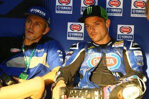 Alex Lowes, Pata Yamaha, Andrew Pitt, Crew Chief Pata Yamaha