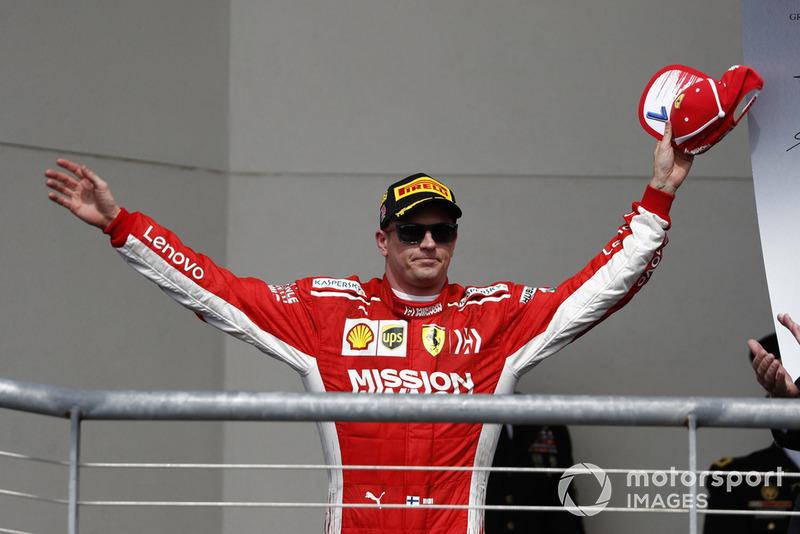 Kimi Raikkonen - 21 vitórias