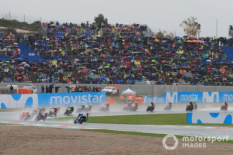 #7 GP de Valence : 170'708 spectateurs