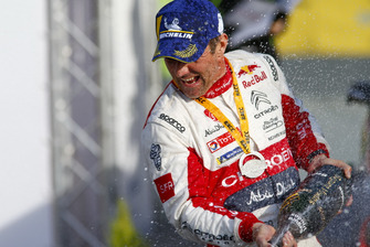 1. Sébastien Loeb, Citroën World Rally Team Citroën C3 WRC