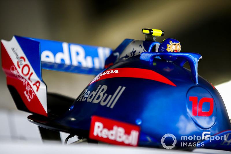 Gorros Scuderia Toro Rosso De Fan
