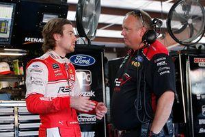 Ryan Blaney, Team Penske, Ford Fusion REV Jeremy Bullins