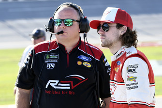 Jeremy Bullins, Ryan Blaney, Team Penske, Ford Fusion REV