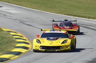 #3 Corvette Racing Chevrolet Corvette C7.R, GTLM: Antonio Garcia, Jan Magnussen, Marcel Fassler