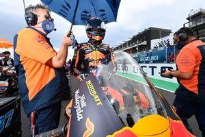 Remy Gardner, Red Bull KTM Ajo race