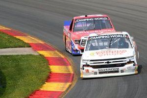 Tate Fogleman, Young's Motorsports, Chevrolet Silverado Banana Pepper Sauce