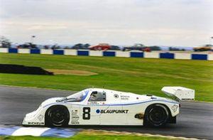 Michael Bartels Joest Porsche WSPC Donington 1990