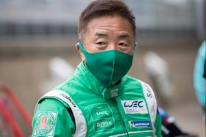 Satoshi Hoshino, #777 D'Station Racing Aston Martin Vantage AMR LMGTE Am