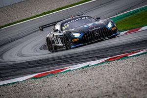 #7 TokSport Mercedes-AMG GT3: Oscar Tunjo, Paul Petit, Marvin Dienst