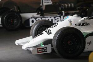 Williams FW07C, Brabham BT49