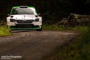 Kris Meeke, Skoda Fabia Rally2 2021