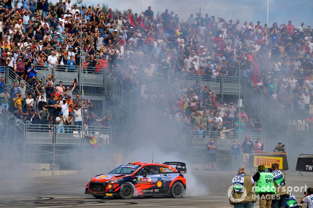 Thierry Neuville, Martijn Wydaeghe, Hyundai Motorsport Hyundai i20 Coupe WRC