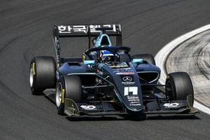 Matteo Nannini, HWA Racelab