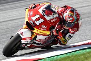 Nicolo Bulega, Federal Oil Gresini Moto2