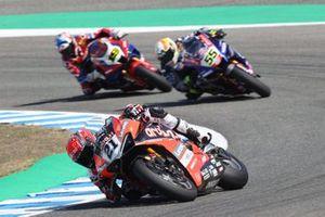 Michael Ruben Rinaldi, Aruba.It Racing - Ducati, Andrea Locatelli, PATA Yamaha WorldSBK Team