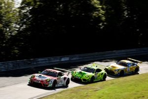 #30 Frikadelli Racing Team Porsche 911 GT3 R: Klaus Abbelen, Julien Andlauer