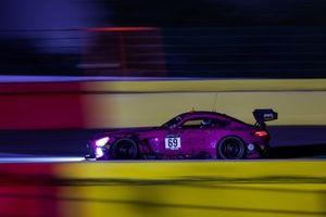 #69 Ram Racing Mercedes-AMG GT3: Ricky Collard, Rob Collard, Sam De Haan, Fabian Schiller