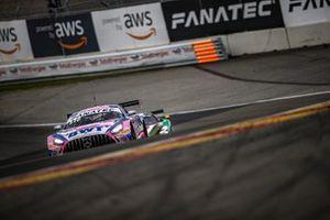#4 HRT Mercedes-AMG GT3: Maro Engel, Luca Stolz, Vincent Abrilz