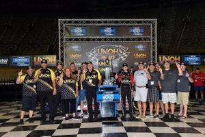 Chandler Smith, Kyle Busch Motorsports, Toyota Tundra Safelite AutoGlass wins