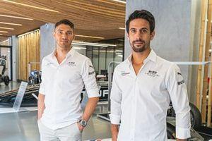 Edoardo Mortara en Lucas di Grassi, Venturi Racing