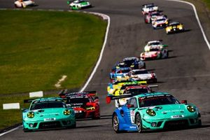 #4 Falken Motorsports Porsche 911 GT3 R: Martin Ragginger, Alessio Picariello