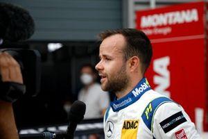 #13 Team Zakspeed Mobil Krankenkasse Racing Mercedes-AMG GT3 Evo: Jules Gounon