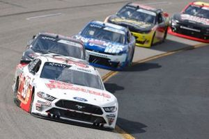 Riley Herbst, Stewart-Haas Racing, Ford Mustang Go Bowling