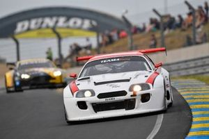 #61 Toyota Supra GT2: Marc Louail, Soheil Ayari