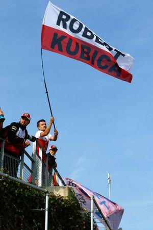 Robert Kubika fans