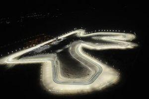 Vista aérea del Circuito Internacional de Losail