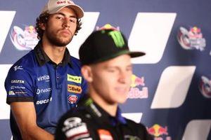 Enea Bastianini, Esponsorama Racing, Fabio Quartararo, Yamaha Factory Racing