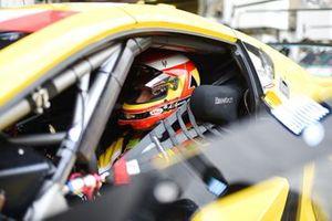 Antonio Garcia, #63 Corvette Racing Chevrolet Corvette C8.R LMGTE Pro