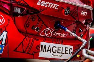 Romeo Ferraris-M1RA, Alfa Romeo Giulia ETCR