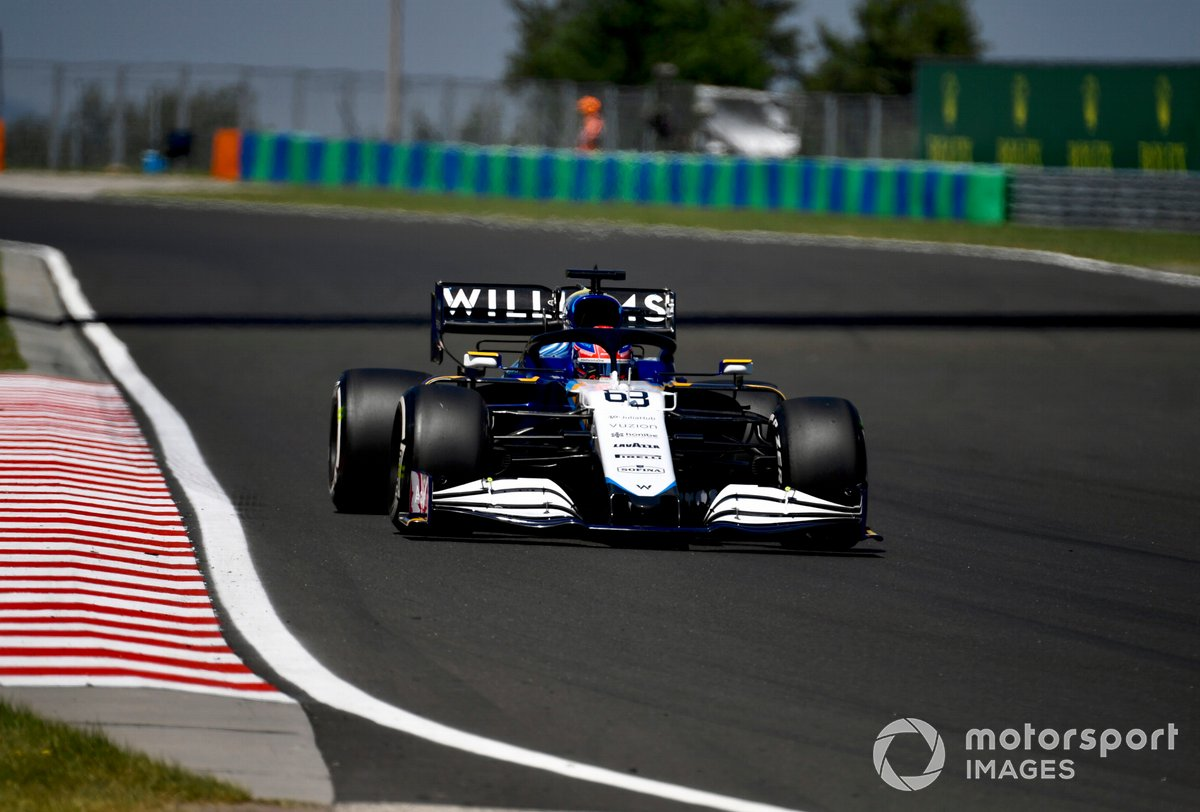 George Russell, Williams FW43B