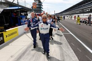 Mario Andretti, the king