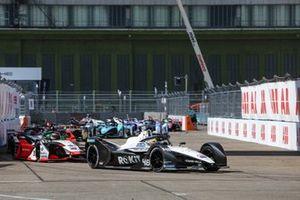 Edoardo Mortara, Venturi Racing, Silver Arrow 02, Rene Rast, Audi Sport ABT Schaeffler, Audi e-tron FE07