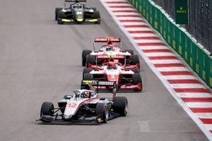 Roman Stanek, Hitech Grand Prix Arthur Leclerc, Prema Racing Dennis Hauger, Prema Racing
